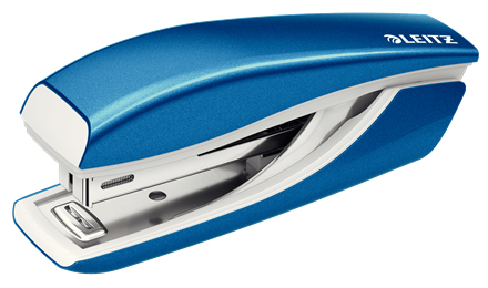 55282036 - Leitz NeXXt Series WOW Mini Office Stapler - Blue Stapler