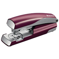 55620028 - Leitz NeXXt Series Style Metal Office stapler - Garnet Red