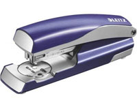 55620069 - Leitz NeXXt Series Style Metal Office stapler - Titan Blue