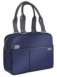 "6018-00-69 - Leitz Complete Smart Traveller Shopper Case for 13.3"" Laptop Computers - Titan Blue"