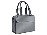"6018-00-84 - Leitz Complete Smart Traveller Shopper Case for 13.3"" Laptop Computers - Silver"