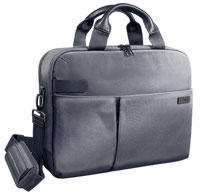 "6039-00-84 - Leitz Complete Smart Traveller Case for 13.3"" Laptop Computers - Silver"