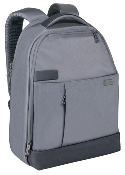 "6087-00-84 - Leitz Complete 13.3"" Backpack Smart Traveller - Silver"
