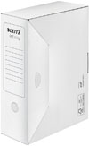 6089-00-00 - Infinity 100mm Archive Box White - Discontinued by Leitz/ACCO