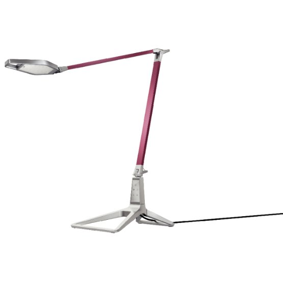 62080028 - Leitz Style Smart LED Desk Lamp - Garnet Red *Free Delivery*