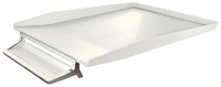5256-00-04 - Leitz Style Letter Tray - Artic White - Discontinued By Leitz/ACCO