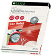 74830000 - Leitz iLAM UDT Hot Laminating Pouches A4, 175 microns - Pack of 100 laminates