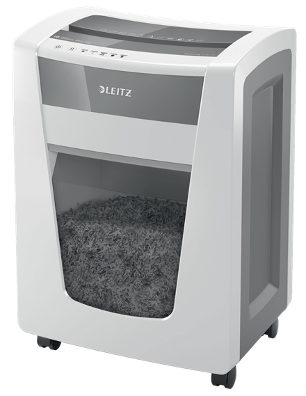 80051000 - Leitz IQ Office Pro Shredder P5, Micro Cut Security P5 *Free Luggage Offer*