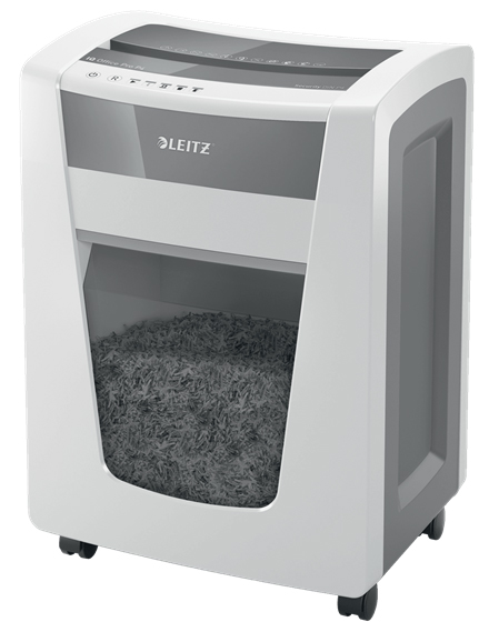 80061000 - Leitz IQ Office Pro Shredder P4, Cross Cut Shredder *Free Luggage Offer*