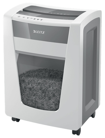 80101000 - Leitz IQ Office Pro Shredder, Super Micro Cut Security P6+ *Free Luggage Offer*