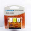 S0721790 - Dymo LetraTAG Tape Kit White/Yellow/Silver - (legacy code 91240)