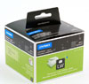 S0722410 - Dymo 99013 Label Writer Labels, Transparent Address - Permanent Adhesive