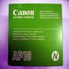 AP18 - Canon AP-18 Correctable Blue Ribbons-Box of 6 - Discontinued by Canon