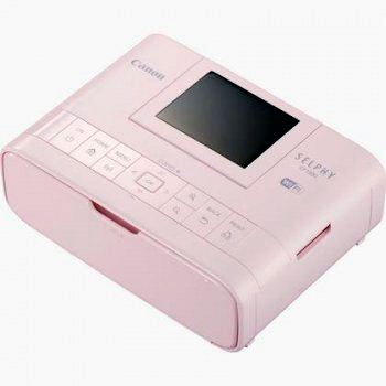 2236C010 - Canon SELPHY CP1300 - Wireless Portable Photo Printer - Pink