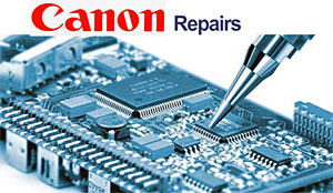 REPAIRS - CRC are the Sole Authorised UK Warranty Repair Centre for All Canon Inkjet Products - 01483 776060