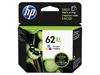 C2P07AE - Original HP 62 High Capacity Colour Ink Cartridge - 415 Copies (11.5ml)
