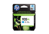 C2P24AE - HP 935XL Original High Yield Cyan Ink Cartridge - 825 Pages