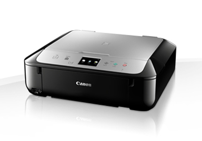 0519C046AA - Canon Silver/Black PIXMA MG6852 Inkjet Photo Printer