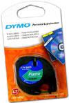 S0721640 - Dymo LetraTAG Plastic Tape Green - (legacy code 91204)