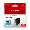 9193B001 - Genuine Canon PGI-1500XL C Cyan Ink Tank