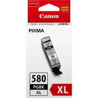 2024C001 - Genuine Canon PGI-580PGBK XL Pigment Black Ink Tank - High Yield Cartridge - 18.5ml