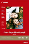 PP201A3 - Canon PP-201 A3 Photo Paper Plus-20 Sheet