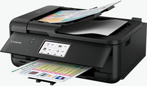 2233C008 - Canon PIXMA TR8550 Inkjet Multifunctional Printer with Fax - Ideal for Home Office