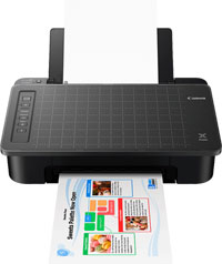 2321C008 - Canon TS305 Compact, smart and affordable Wi-Fi printer
