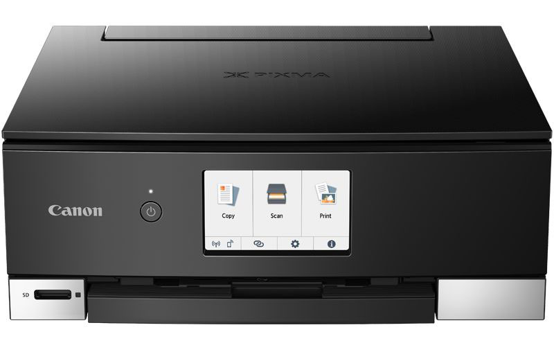 2987C008 - Canon PIXMA TS8250 Inkjet Photo Printer - Wi-Fi - Black * Free Delivery *