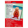 "PP2015X7 - Canon PP-201 5x7"" Photo Paper Pack of 20"
