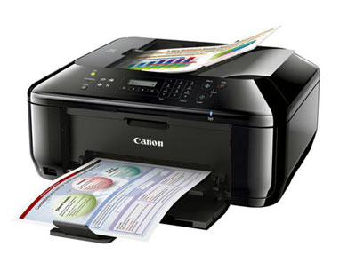 Canon MX435 Inkjet Multifunctional Printer with Fax